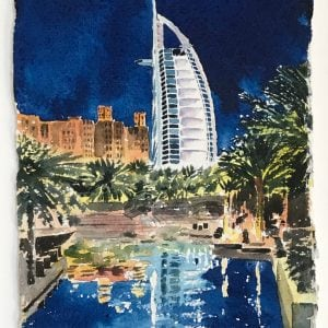 Burj al Arab Paintings for Sale