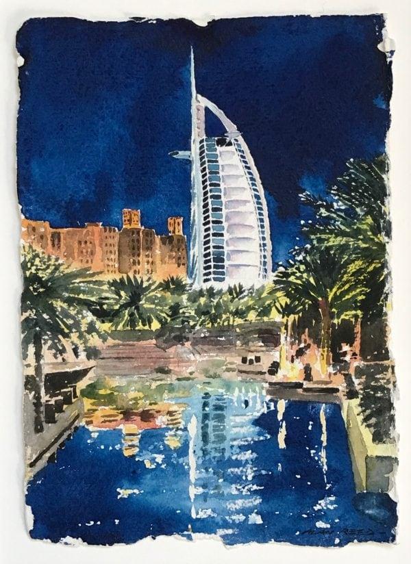 Burj al Arab Paintings for Sale