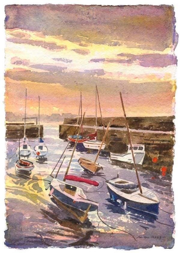 North Berwick Art Prints