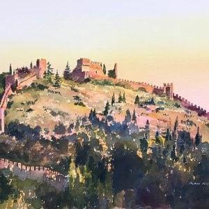 Marostica Castelo Superiore