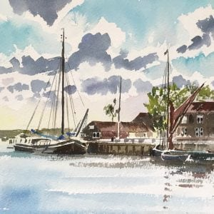 Snape Maltings Art Prints