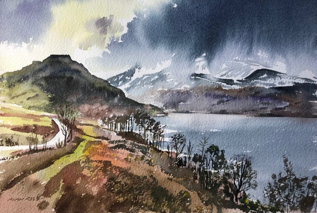 Buttermere Paintings