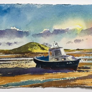 Original paintings of Alnmouth