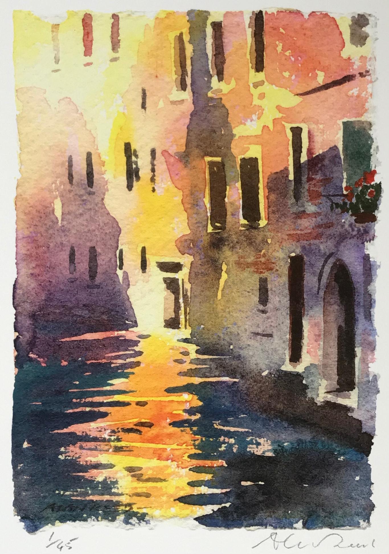 Sunlight in Venice Printhttps://alanreed.com/product/sunlight-in-venice/