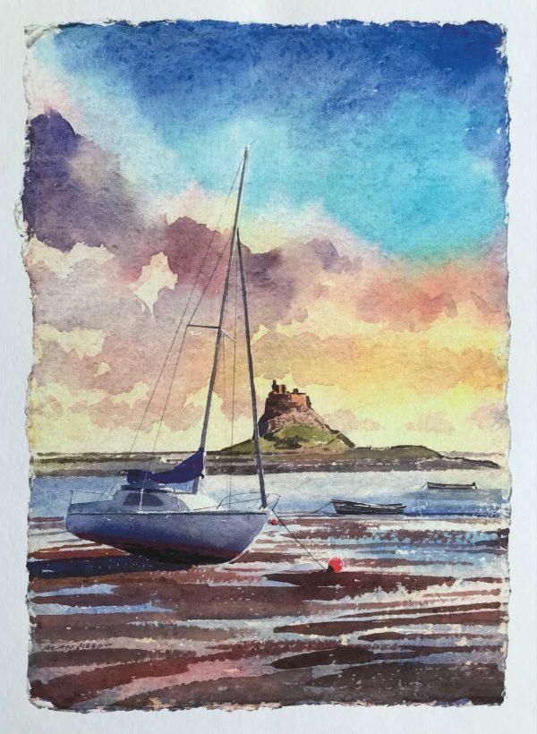 Holy Island Prints